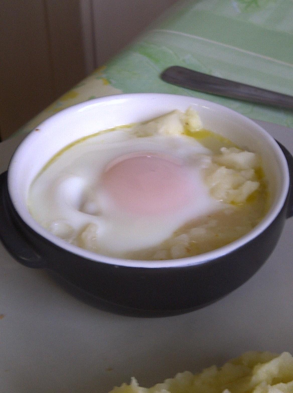 Parmesan les recettes de lut - Duree cuisson oeuf mollet ...